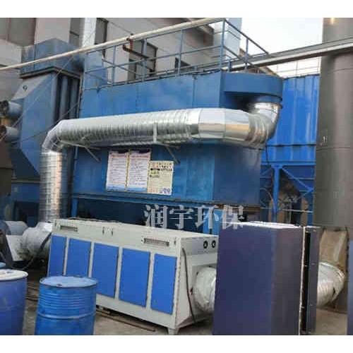 黑龙江布袋收尘器制造公司~润宇公司~设计生产铸造厂电炉除尘器