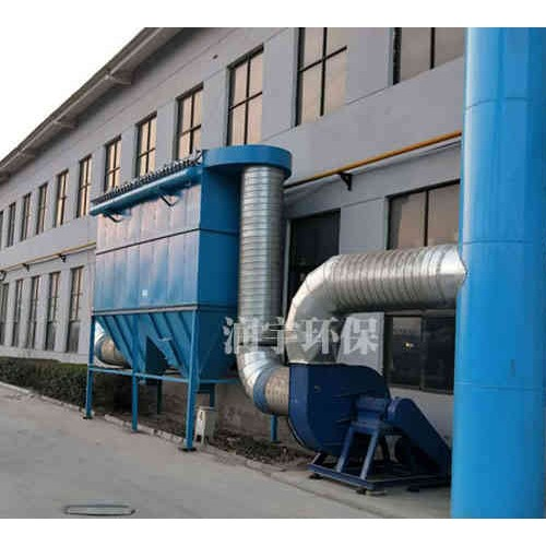 内蒙古袋式收尘器_河北润宇_设计生产铸造厂除尘器