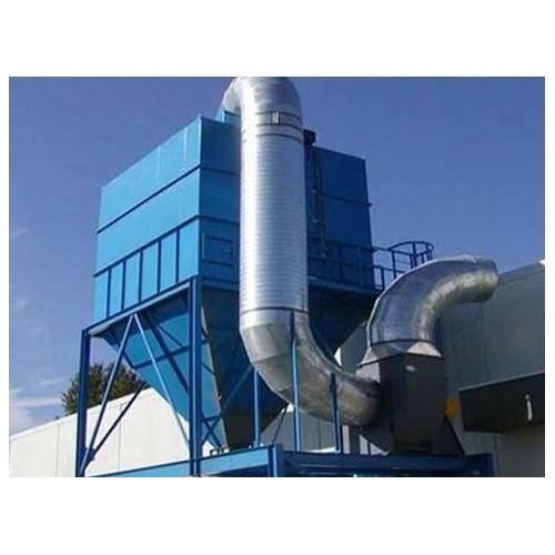 脉冲单机除尘器厂价直供/蓝鑫环保设备质量可靠
