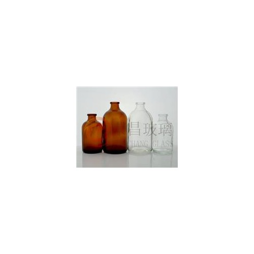 口服液玻璃瓶制造商/荣昌玻璃经久耐用