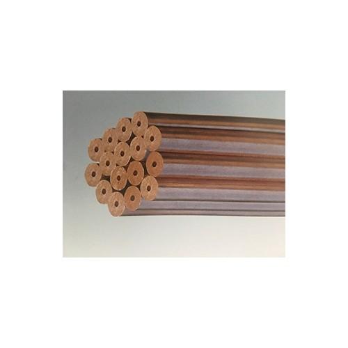 吉林紫铜管订做/通海铜业各种壁厚铜管量大从优