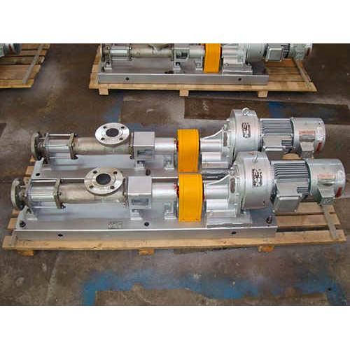 甘肃螺杆泵厂家批发/东森油泵定制加工各规格G型单螺杆泵