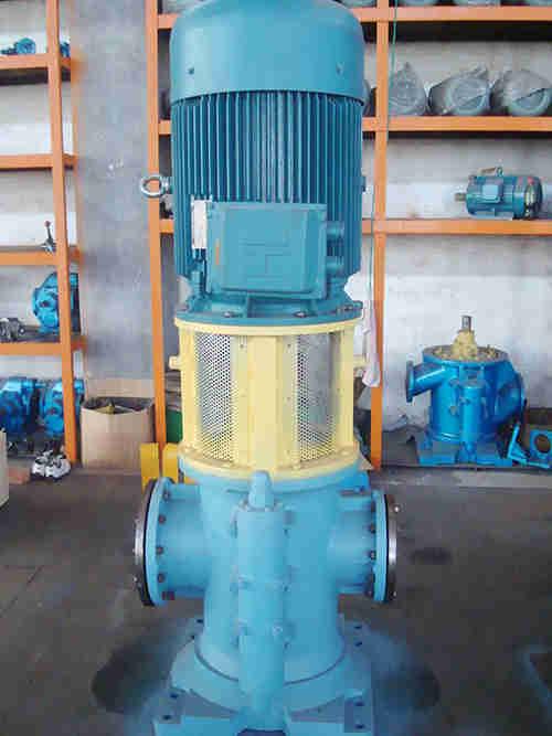 陕西螺杆泵厂家批发/东森油泵定制各规格3GCL立式螺杆泵