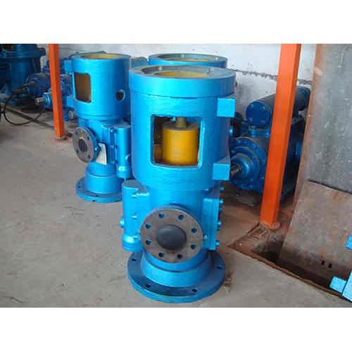内蒙古螺杆油泵/泊头东森泵业各规格SN立式双吸三螺杆泵