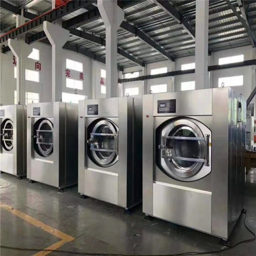 医院清洗设备型号选用方法 医院洗衣设备工艺流程设计