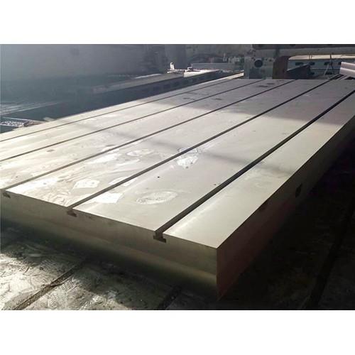 甘肃铸铁平台厂家供应/宏通铸造质量可靠