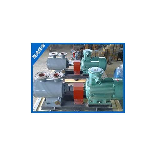 甘肃双螺杆泵批发-海鸿泵业-厂价批发2G型双螺杆泵