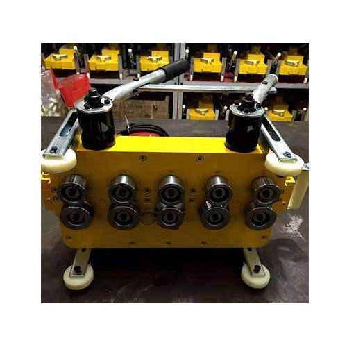 江西复合板配件定制生产~盈康彩钢~厂家零售电动彩钢咬口机