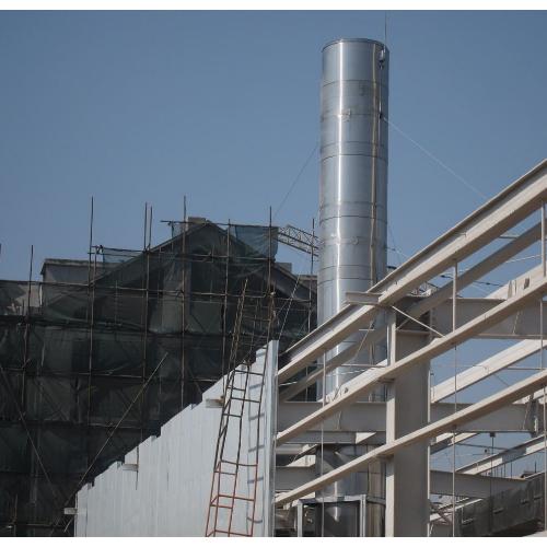 林东通信不锈钢烟囱、碳钢烟囱、玻璃钢烟囱专业厂家