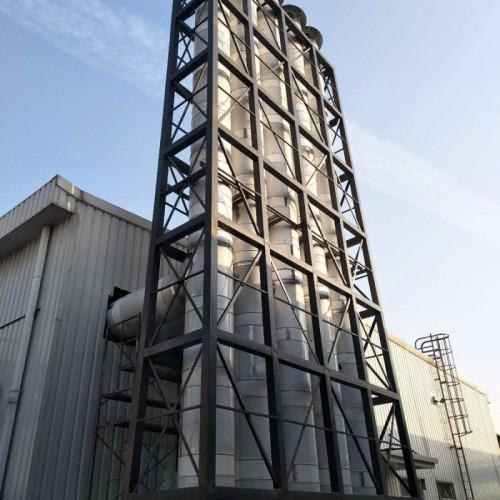 不锈钢烟囱、烟囱厂家找林东铁塔免费保修3年