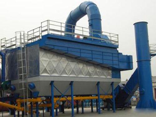 新疆锅炉布袋除尘器现货供应/晶科环保