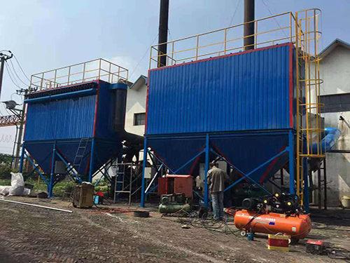 广东锅炉除尘器订制加工/晶科环保售后完善