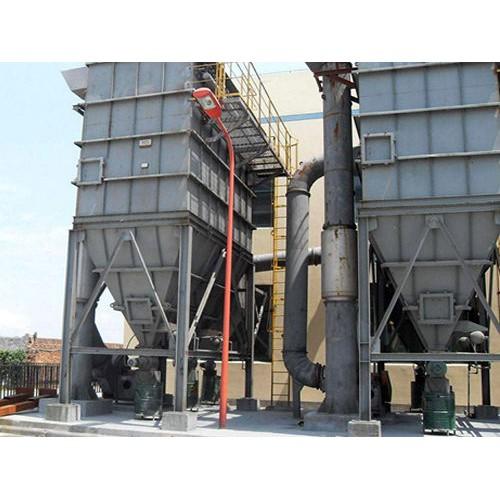 新疆钢厂布袋除尘器现货供应/晶科环保售后完善