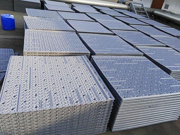 各种规格冷却塔填料、填料更换、冷却塔维修找林东