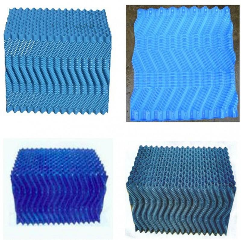 衡水各种规格PVC填料 冷却塔填料厂家