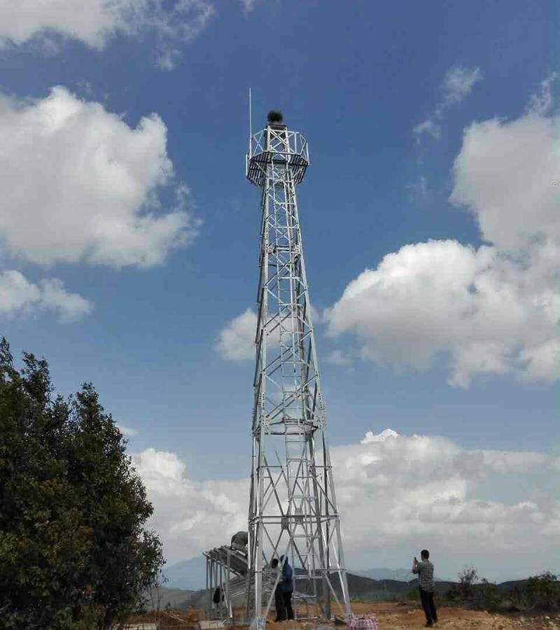 优质5-80米监控塔、监控杆找河北林东