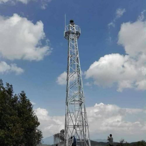 5-80米监控塔、监控杆找河北林东