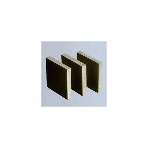 木材 工地工程建筑模板 黑色清水覆膜板廊坊厂家