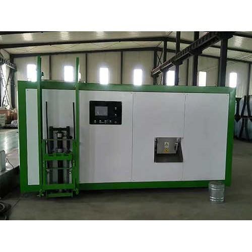 安徽淮北厨余垃圾处理机厂家/航凯机械/供应餐厨垃圾处理一体机