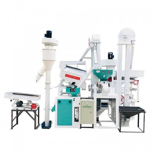 240-60大米加工全套设备色选机无尘自动包装稻谷加工