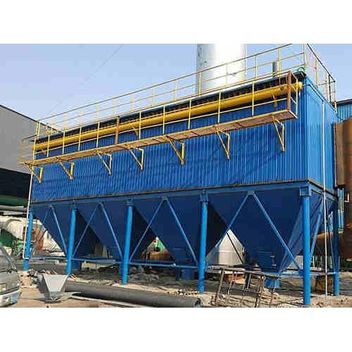 安徽锅炉烟尘处理公司~鑫淼环保~制造锅炉布袋除尘器