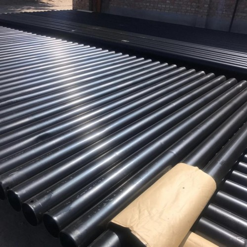 专业生产热浸塑高压电缆保护管厂家承插式连接规格齐全