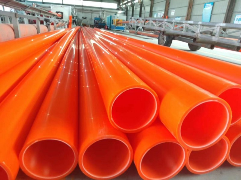安徽宿州高压电缆排管mpp电力管厂家直埋管拉管价格