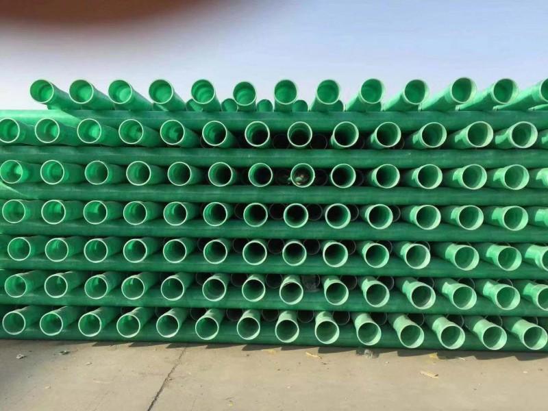山西周边轩驰公司大量生产销售玻璃钢管夹砂管工艺管价格