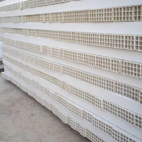 甘肃兰州弱电保护107九孔格栅管厂家北京轩驰管业供应
