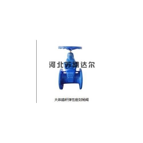 青海软密封闸阀生产企业_河北苏阀达尔_厂家直供各规格