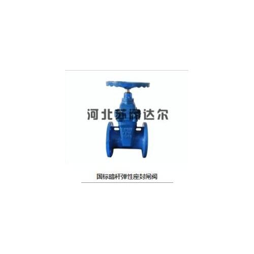 安徽弹性座封闸阀企业~河北苏阀达尔~厂家订做各规格