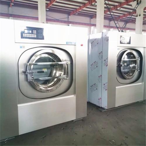给宾馆洗涤布草设备配置 水洗厂设备运行利润分析
