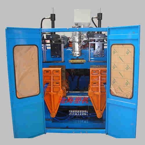 黑龙江吹瓶机生产厂家_沧海科技_厂家销售全液压吹塑机