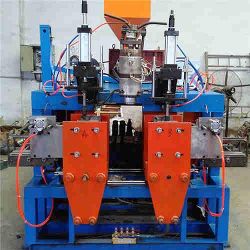 安徽吹塑机厂家|沧海科技|销售五五型全自动吹塑机