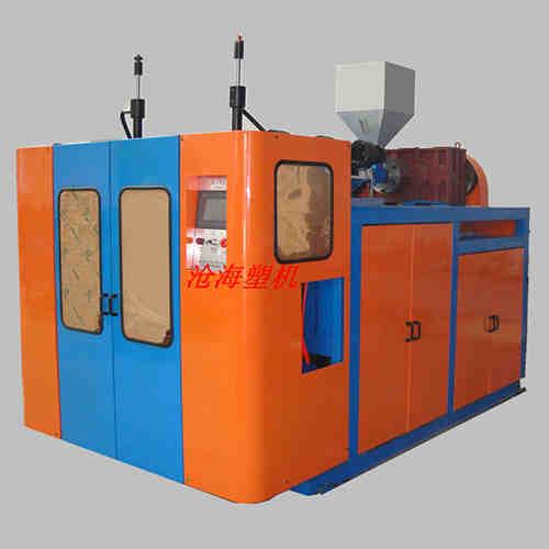 天津吹瓶机制造厂家/沧海科技/厂家销售自动吹塑机