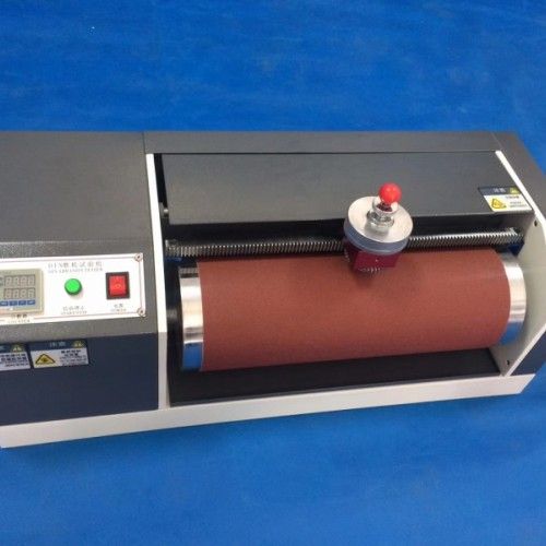 滚筒磨耗机   橡胶磨耗实验机