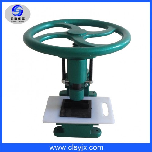 CL-1025橡胶冲片机、皮革冲片机