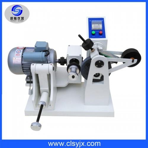 阿克隆磨耗机 橡胶磨耗试验机  橡胶磨耗机