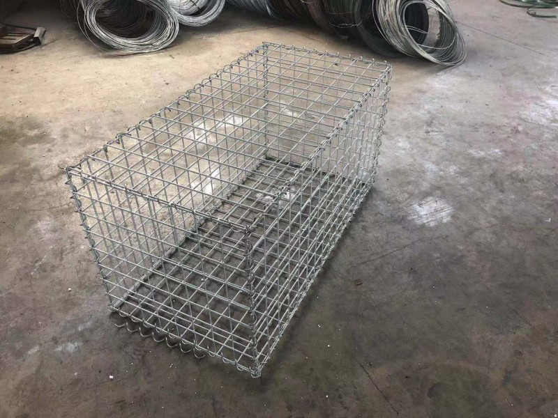 pvc格宾网石笼网雷诺护垫安平生产厂家价格优惠
