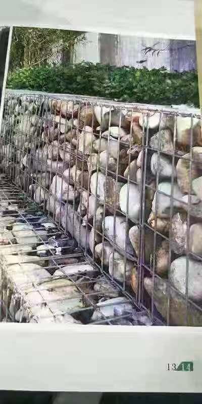 炀和石笼网石笼网防护墙石笼网河道治理网堤坝防护石笼网生产厂家