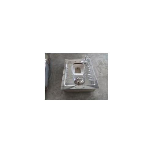 广西不锈钢蹲便定制生产|普森金属制品|不锈钢便器厂家直供