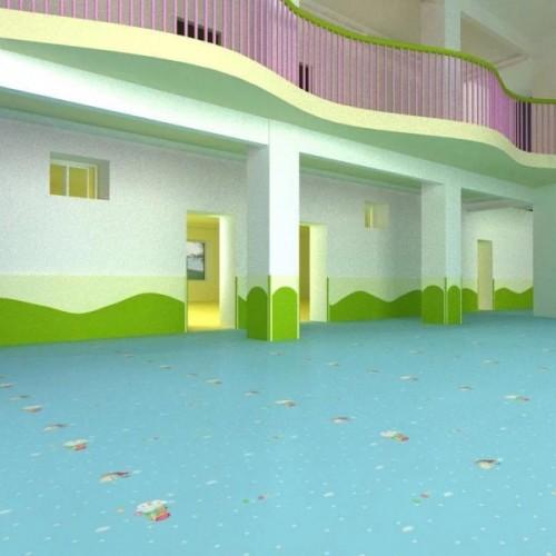 学校PVC地板,足球场,羽毛球场