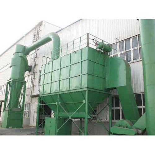 内蒙古锅炉烟尘处理装置/沧州鑫淼/制造生物质锅炉除尘器