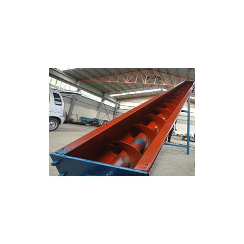 山西山东U型螺旋输送机|正域|LS蛟龙上料机生产定制