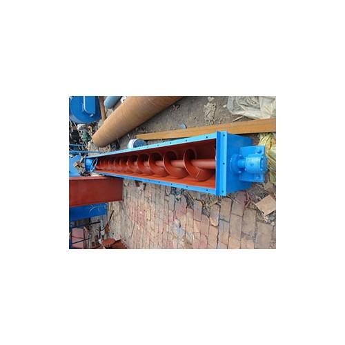 辽宁黑龙江LS绞龙螺旋输送机|正域|矿山水泥蛟龙喂料机定制