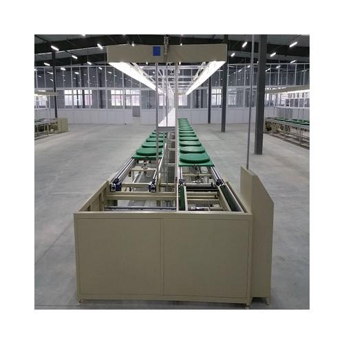 老化线厂家设计制造直销倍速链式组装线,LED老化线