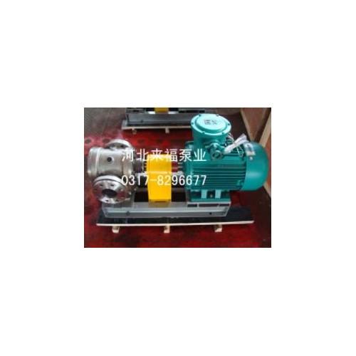 四川齿轮泵加工企业|来福经久耐用接受订制