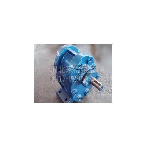 兰州不锈钢齿轮油泵生产厂家|来福厂家直营可定制