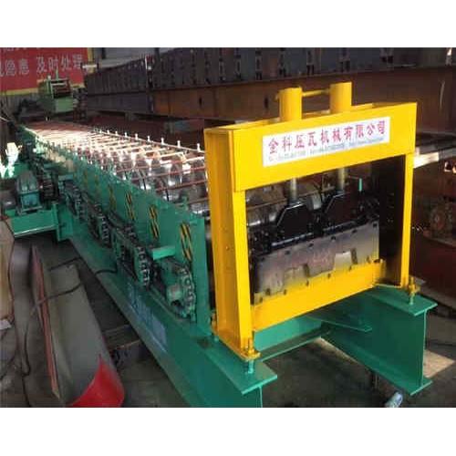 辽宁压瓦机企业_金科机械_按需订制688型楼承板机