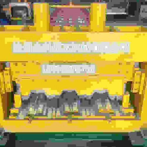 江苏压瓦机企业~金科机械~订制750型楼面承重板设备
